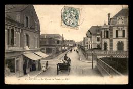 14 - CABOURG - RUE DE LA POINTE - Cabourg