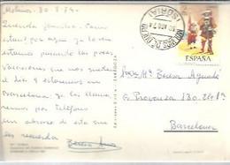 MATASELLOS  MOLINOS DE DUERO  SORIA - 1971-80 Cartas
