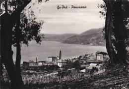 GENOVA PRA' - PANORAMA DALL'ENTROTERRA - 1957 - Genova (Genoa)
