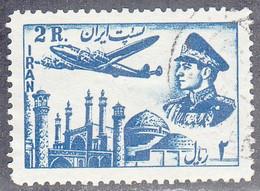 IRAN  SCOTT NO. C70   USED   YEAR  1953 - Iran