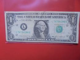 U.S.A 1$ 1985 Circuler - Bilglietti Della Riserva Federale (1928-...)