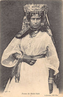 Algérie - Femme Des Ouled-Nails - Ed. ND Phot. 296A - Frauen