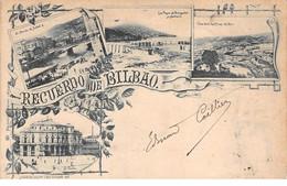 Espagne - N°65380 - Recuerdo De BILBAO - Multi-vues - Vizcaya (Bilbao)
