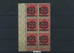 DR 1923 Nr 303III Sauber Postfrisch (86830) - Unclassified
