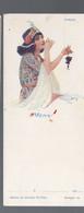 Menu (neuf) Offert CHOCOLAT REVILLON,  Illustré Par SERGE (serguei Solomko) Femme PERSE-IRAN  (PPP29356F) - Menus