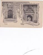 DC5777 - Ak Torgau Sachsen Portal Zur Garnisonkirche Im Schloss Hartenfels - Torgau
