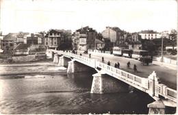 FR66 PERPIGNAN - L'hoste 12 - Pont Maréchal Joffre - Tramway - Pub Byrrh - Animée - Belle - Perpignan