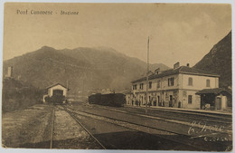 PONT CANAVESE - Stazione Nv - Unclassified