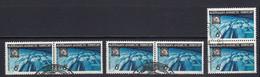 AAT 1971  Antarctic Treaty 1v Used (6x) (52342) - Usados
