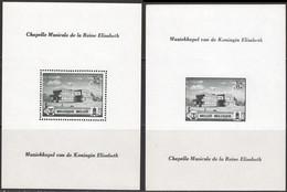 Belgique BF 1941 Yvert 13 / 14 ** TB - Blocks & Sheetlets 1924-1960
