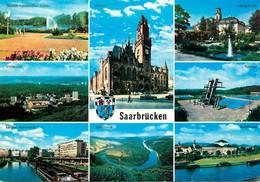 CPSM Saarbrücken-Multivues     L675 - Saarbrücken