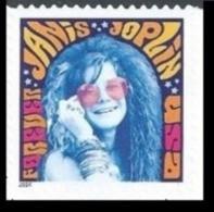 2014USA5102Janis Joplin - Unused Stamps