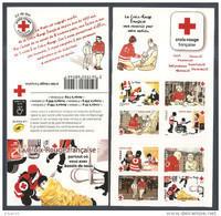 2016 Carnet Adhésif - BC 1270 Croix Rouge -Unité - Humanité - NEUF - LUXE ** NON Plié - Commemorrativi