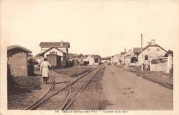 85-SAINT-GILLES-CROIX-DE-VIE- QUARTIER DE LA GARE - Saint Gilles Croix De Vie