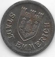 *notgeld  Emmerich 25 Pfennig   1920  Fe 118.3 - Other