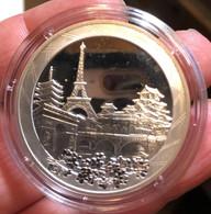 France Francia 2008 1 1/2 Euro BE Relation France - Japon - France