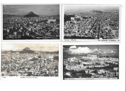 12228 - Lot De 8 CPA De GRECE, - Grèce