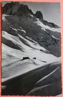 COL DE BALME - CHAMONIX MONT BLANC - VALAIS SUISSE - CARTE PHOTO TAIRRAZ -2 SCANS 15 - VS Valais