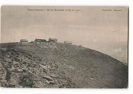 Observatoire Du MONT MOUNIER BEUIL VALBERG PEONE MERCANTOUR TINEE édition MEYNARD  NICE N297 - Sonstige Gemeinden