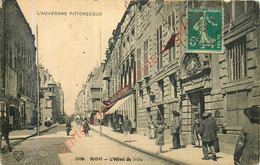 63.  RIOM .  Hôtel De Ville . - Riom