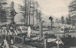 Cartolina - Postcard / Non Viaggiata - Unsent /  Aquile Delle Tofane, Pocol - Cimitero Militare Italiano. - Cimetières Militaires