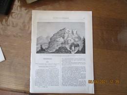 LES MISSIONS CATHOLIQUES DU 26 OCTOBRE 1883 SYRIE UNE EXCURSION A GHAZIR,LIBAN VISITE AUX CEDRES-EDEN-BISHARRI,FLORE MED - Riviste - Ante 1900