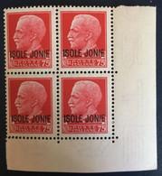 1941 - Italia - Occupazione Isole Ionie - Cent 75 - Isole Jonie