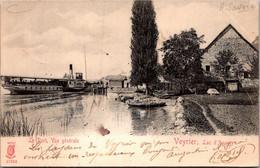 74 - VEYRIER --  Le Port Vue Générale - Veyrier