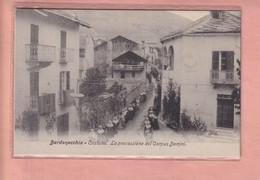 OLD POSTCARD - ITALY -    BARDONECCHIA  - PROCESSIONE - Andere