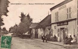 39 CHAUMERGY   CPA     Maison Petitjean-Bacheley - Sonstige Gemeinden