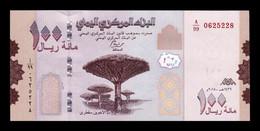 Yemen 100 Rials 2018 (2019) Pick New Design SC UNC - Yemen