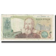 Billet, Italie, 2000 Lire, 1976, 1976-10-22, KM:103c, TB - 2000 Lire
