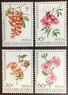 Papua New Guinea 1966 Flowers MNH - Non Classificati