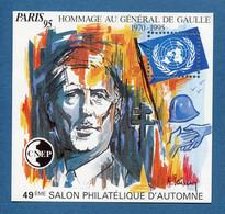 ⭐ France - Bloc Souvenir CNEP - YT N° 21 ** - Neuf Sans Charnière - 1995 ⭐ - CNEP