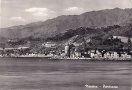 MESSINA -CARTOLINA VIAGGIATA  - FG -1958- - Messina