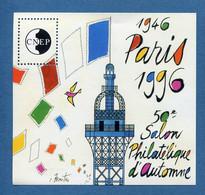 ⭐ France - Bloc Souvenir CNEP - YT N° 23 ** - Neuf Sans Charnière - 1996 ⭐ - CNEP