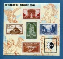 ⭐ France - Bloc Souvenir CNEP - YT N° 41 ** - Neuf Sans Charnière - 2004 ⭐ - CNEP