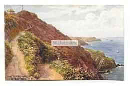 A R Quinton Postcard No. 941 - The Torrs Walk, Ilfracombe, Devon - Quinton, AR