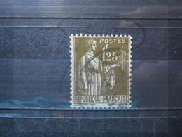 VEND BEAU TIMBRE DE FRANCE N° 287 !!! (c) - 1932-39 Paz