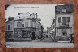 LONDINIERES (76) - RUE FROIDE - Londinières