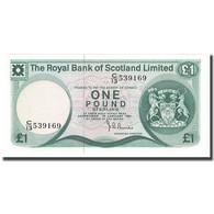 Billet, Scotland, 1 Pound, 1981, 1981-01-10, KM:336a, NEUF - 1 Pound