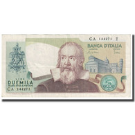 Billet, Italie, 2000 Lire, 1973, 1973-09-10, KM:103c, TTB - 2000 Lire