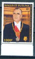 Wallis & Futuna 2011 George Pompidou 1v MNH - Unused Stamps