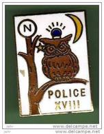 POLICE *** XVIII  *** 2108 - Polizia