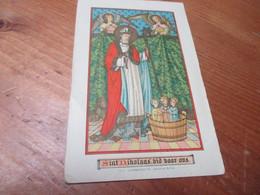 Sint Nikolaas - Devotion Images
