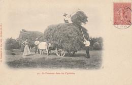 La Fenaison Dans Les Pyrénées - Voyagée En 1908 - Unclassified