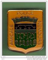 POLICE *** NEMOURS *** 2108 - Polizia