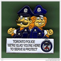 POLICE *** TORONTO *** 2108 - Polizia