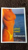 CPM FEMME PIN UP SEINS NUS CHAUD CHAUD LA MEDITERRANEE ED MISTRAL 9550 - Pin-Ups