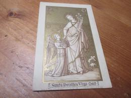 Sancta Dorothea - Imágenes Religiosas
